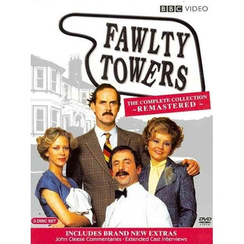 Fawlty Towers: The Complete Collection - DVD