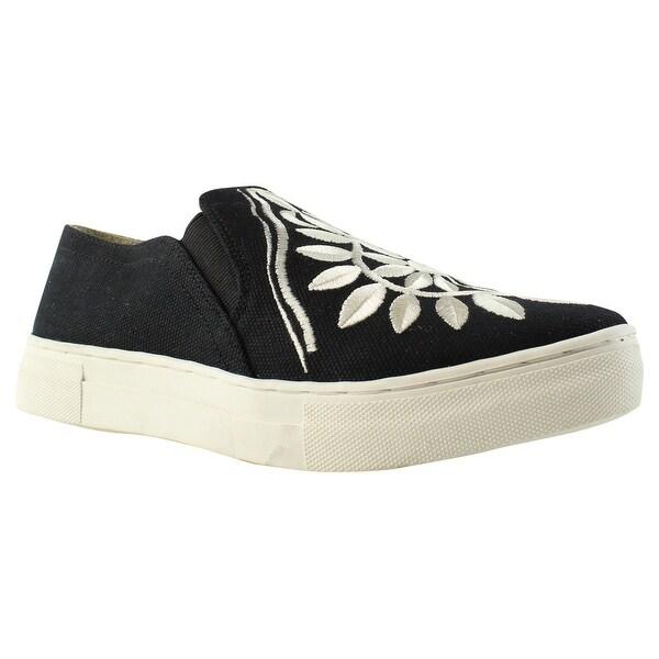 30b88b17f28 Shop Seychelles Womens Sunshine Black Cream Loafers Size 6 - Free ...