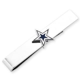 Dallas Cowboys Tie Bar - Silver