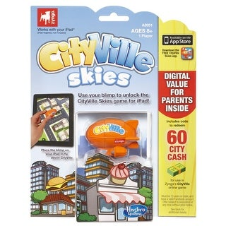Cityville Skies Game Blimp