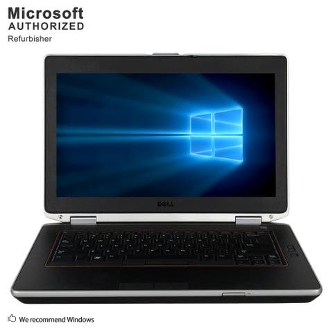 "Dell Latitude E6420 14"" Laptop Intel Core I7-2720QM 2.2G 8G RAM 1T DVD WIFI Windows 10 Home (Refurbished A Grade)"