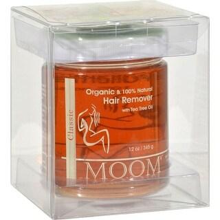Moom - Organic Hair Removal With Tea Tree Refill Jar ( 1 - 12 OZ)