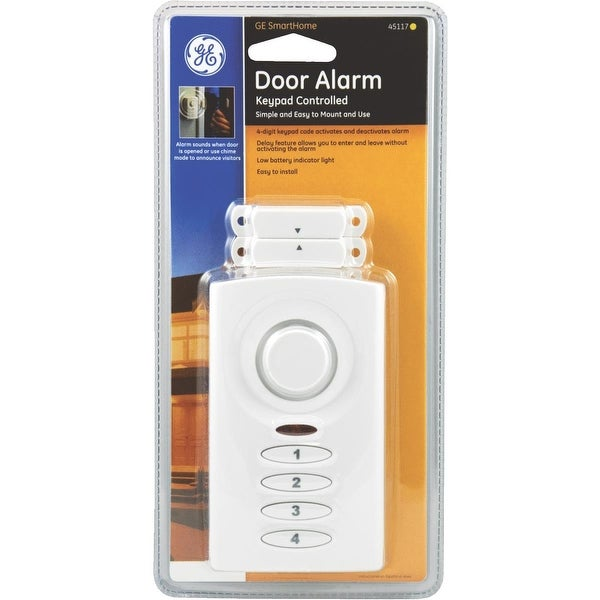 Shop Ge Keypad Window Door Alarm Free Shipping On Orders