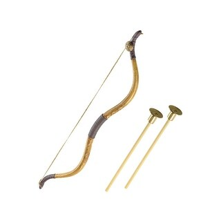 Disguise Disney Pixar Brave Bow and Arrow Accessory - GOLD