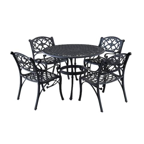 Sanibel 5 Piece Outdoor Dining Set by homestyles