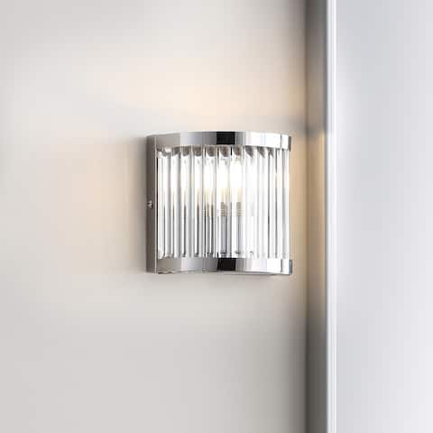 "Safavieh Lighting Jase LED Wall Sconce - 4.9""x3.3""x4.8"""
