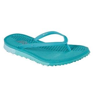 Skechers 14261 TURQ Women's GO FLEX-REFRESHING Sandal