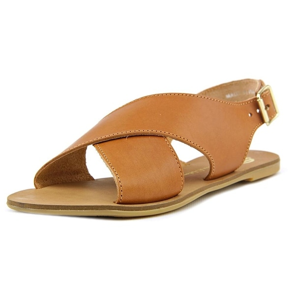 House Of Harlow 1960 Izzy Women Open Toe Leather Sandals