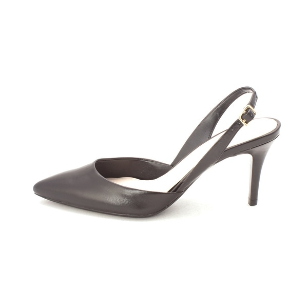 Cole Haan Womens 14A4057 Pointed Toe SlingBack D-orsay Pumps - 6