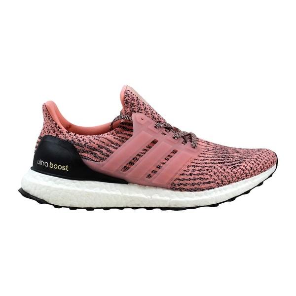 Adidas Women  x27 s UltraBoost W Salmon Pink Still Breeze S80686 Size 10 ca0cd0b70