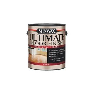 Minwax Gloss Floor Polyurethane