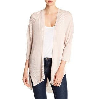 Eileen Fisher NEW Light Pink Women's Size XXS Cardigan Wool Sweater
