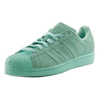 Adidas Superstar RT   Round Toe Suede  Tennis Shoe