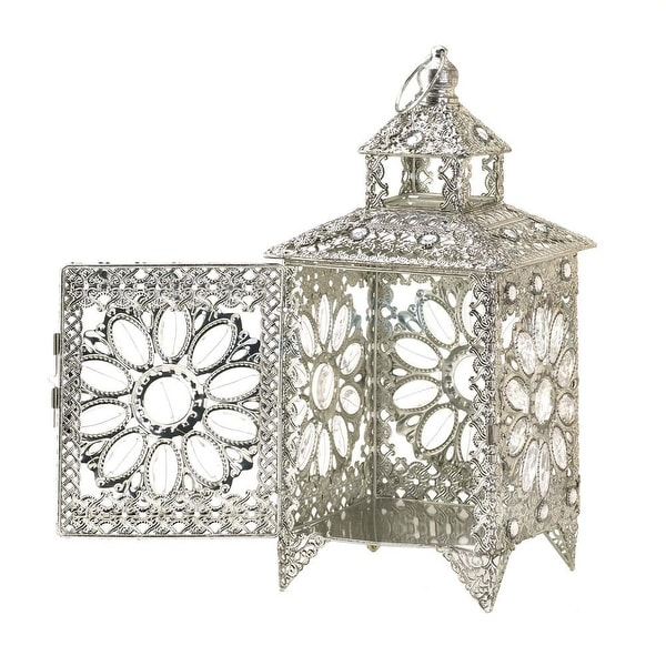 Popular Crown Jewels Candle Lantern