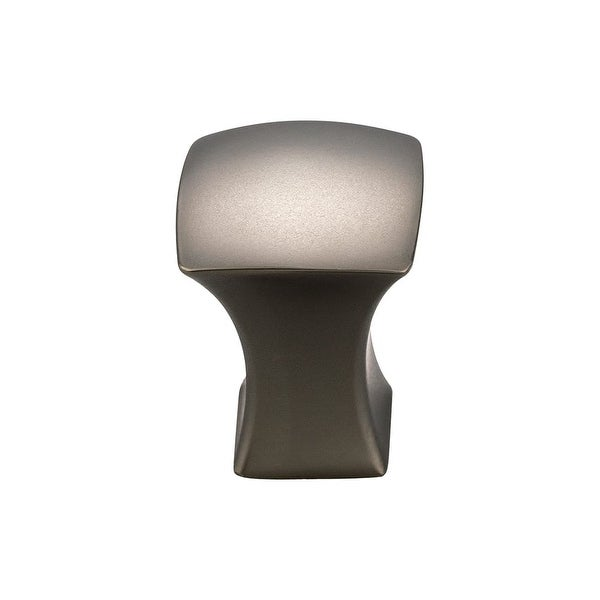 """Top Knobs TK550 Glacier 3/4"""" Square Cabinet Knob from the Mercer Series - n/a"""