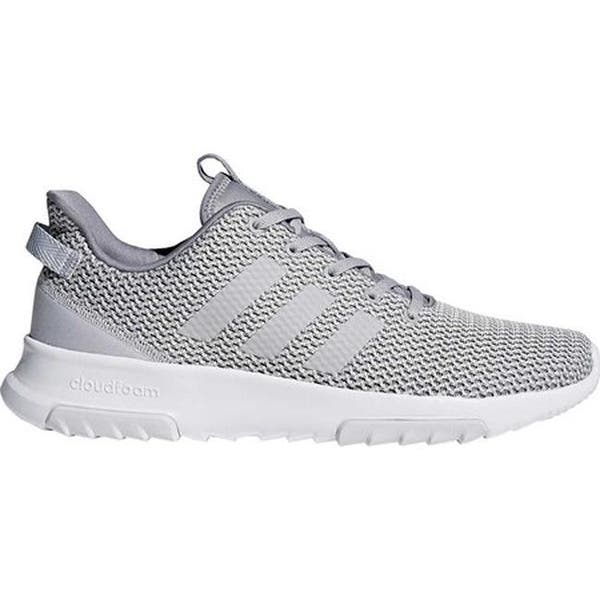 new arrival special for shoe lowest price Shop adidas Men's NEO Cloudfoam Racer TR Running Shoe Grey ...