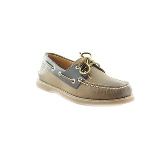 Sperry Top-Sider Gold Cup A/O Seasonal Men's Casual Tan/Amrto