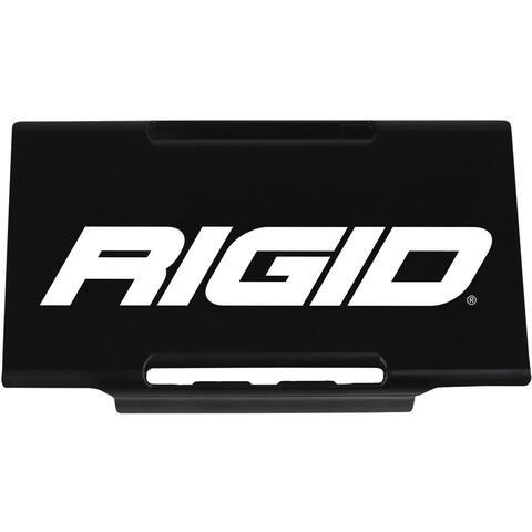 Rigid Industries E-Series Lens Cover 6 Inch - Black 106913 6 Inch Lens Cover - Black