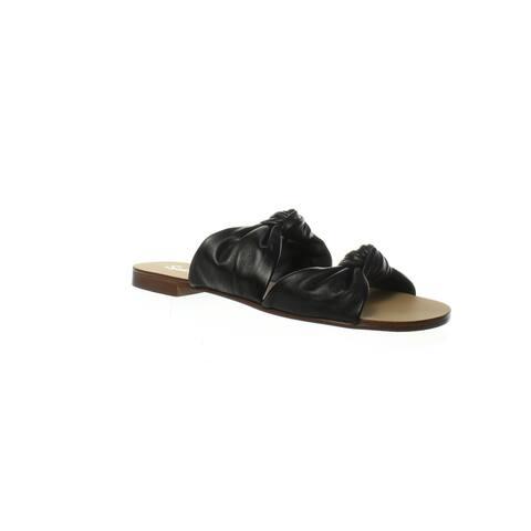 Splendid Womens Barton Black Sandals Size 5.5