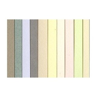 19 x 25 in. Pastel Sheet Pack Pastel Colors - Pack of 10