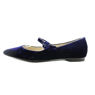 Marc Fisher Womens Stormy2 Suede Pointed Toe Slide Flats (2 options available)
