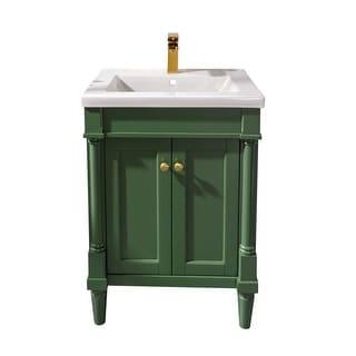 "Link to Legion Furniture 24"" Vogue Green SINK VANITY WLF9224-VG Similar Items in Bathroom Furniture"