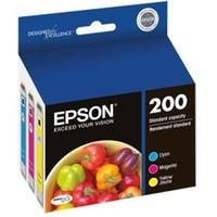 Epson America - T200520-S - 200 Multipack Ink 010343901162 Durabrite Ultra Color