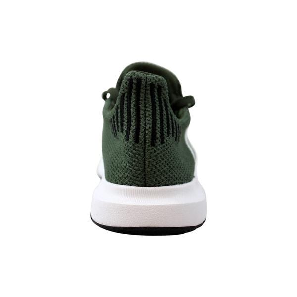adidas swift run green womens