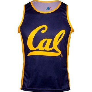 Adrenaline Promotions Women's California University Run/Tri Singlet - Blue