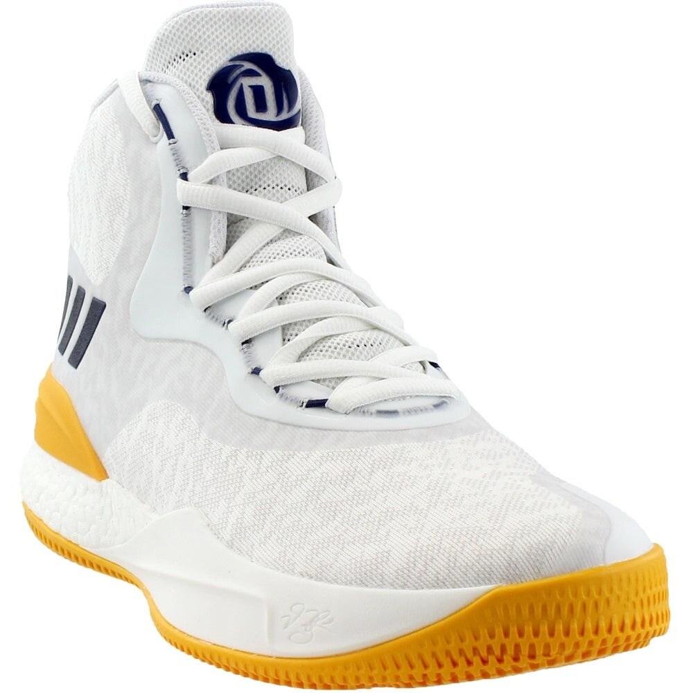 Adidas Mens As D Rose 8 Jq Pe Basketball Athletic Shoes