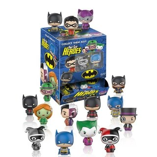 DC Comics Pint Size Heroes Funko Pop Mystery Mini Single Figure