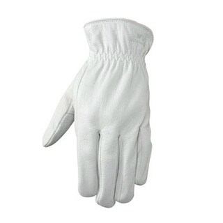 Wells Lamont 1720XL Grain Goatskin Leather Driver Glove, XL