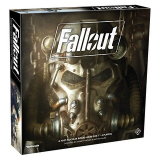 Fallout: The Board Game - multi
