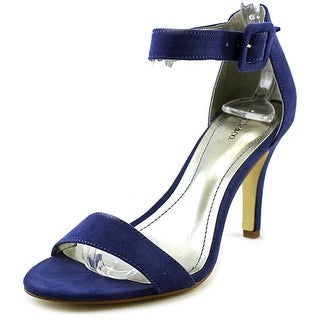 Style & Co Highlight Women Open Toe Synthetic Blue Sandals