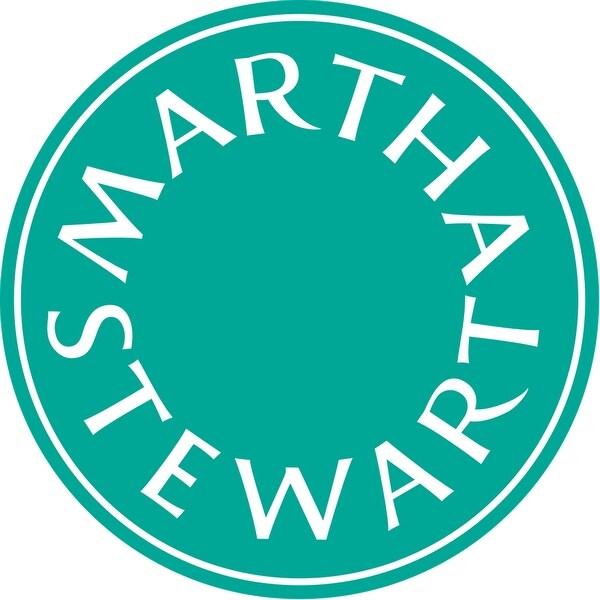 Martha Stewart Collection Winter Woods 2-Tiered Server