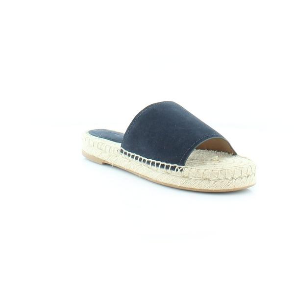 Coach Claudia Women's Sandals & Flip Flops Midnight Navy - 7
