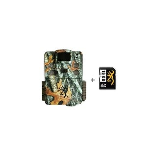 Browning BTC 5HDPX Camera with 16 GB SD Card Trail Camera