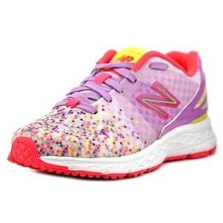 New Balance KJ890 Round Toe Synthetic Running Shoe