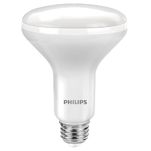 Philips 474213 BR30 Reflector LED Bulb, Frosted, 11 Watts