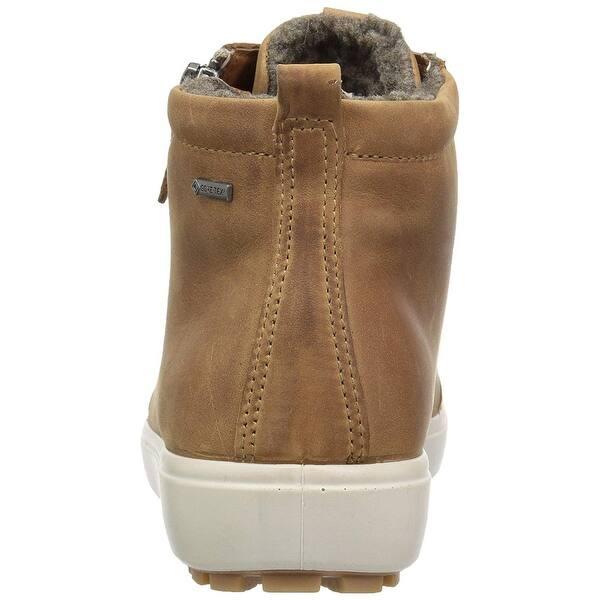 a3d412a0e2 Shop ECCO Womens 45016302291 Leather Hight Top Zipper Fashion ...
