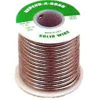 Oatey 20019 50/50 Solid Wire Solder, 1 lbs