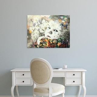 Easy Art Prints Minjae Lee's 'Blooming' Premium Canvas Art