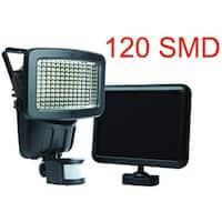 KANSTAR Outdoor 120 LED Solar Motion Sensor Security Flood Light