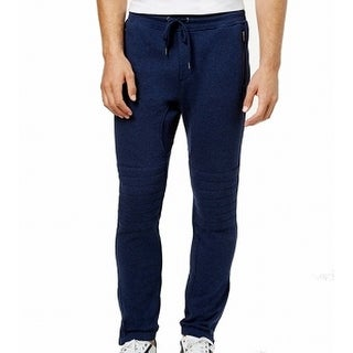 Tommy Hilfiger Navy Mens Jogging Drawstring Pants