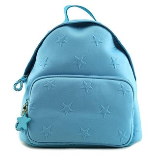 Tommy Hilfiger Stars Mini Backpack Women Synthetic Blue Backpack