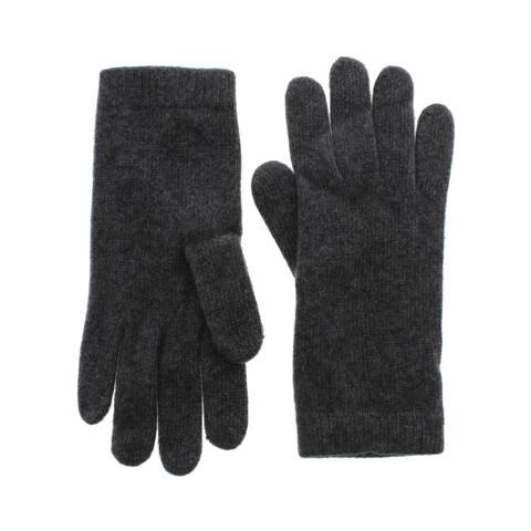 Portolano Womens Winter Gloves 100% Cashmere Classic