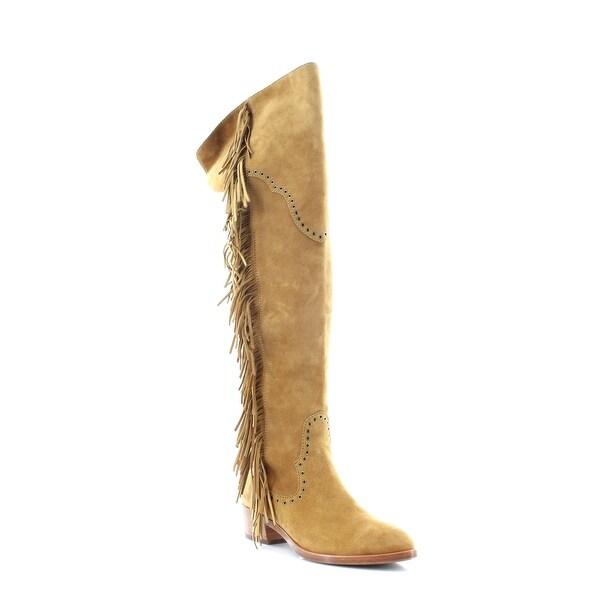 Frye Ray Women's Boots Camel