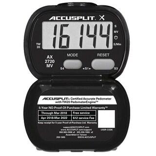 Accusplit 1596687 AX2720MV Activity Tracker Pedometer