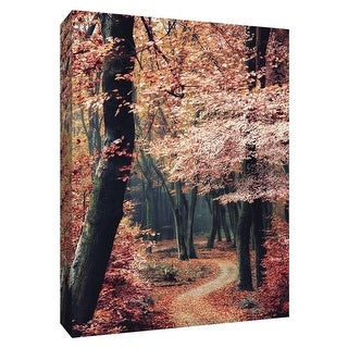 "PTM Images 9-148447  PTM Canvas Collection 10"" x 8"" - ""Believe In Yourself"" Giclee Roads & Paths Art Print on Canvas"