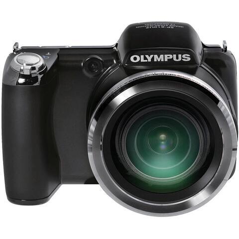 Olympus SP-810UZ Digital Camera - Black